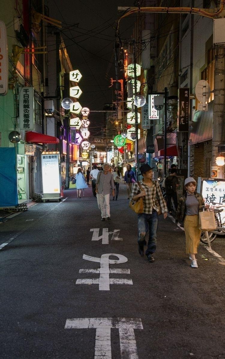 Streets Osaka - osaka, japan, streetphotography - chrhunterphoto | ello