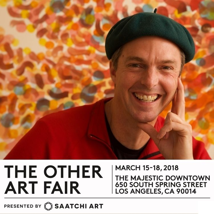 Join Art Fair LA March 15-18! g - mikebiskup | ello