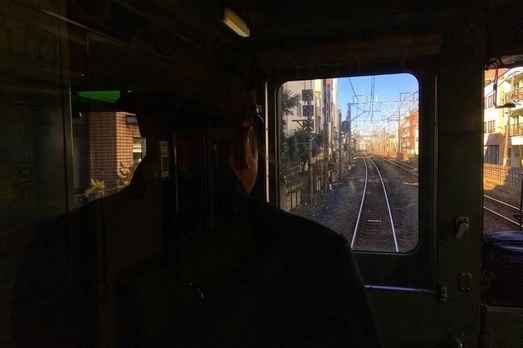 Rails - japan, tokyo, phonephotography - yongyz | ello