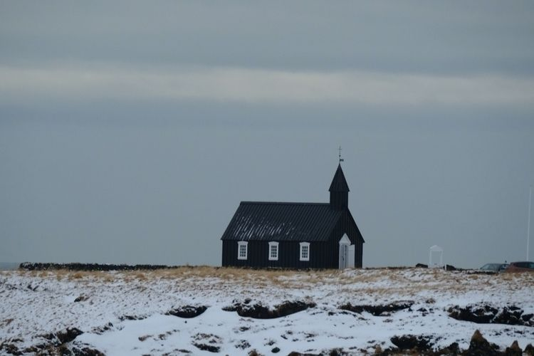 ICELAND Black Church - icelandair - shunlung_lin | ello