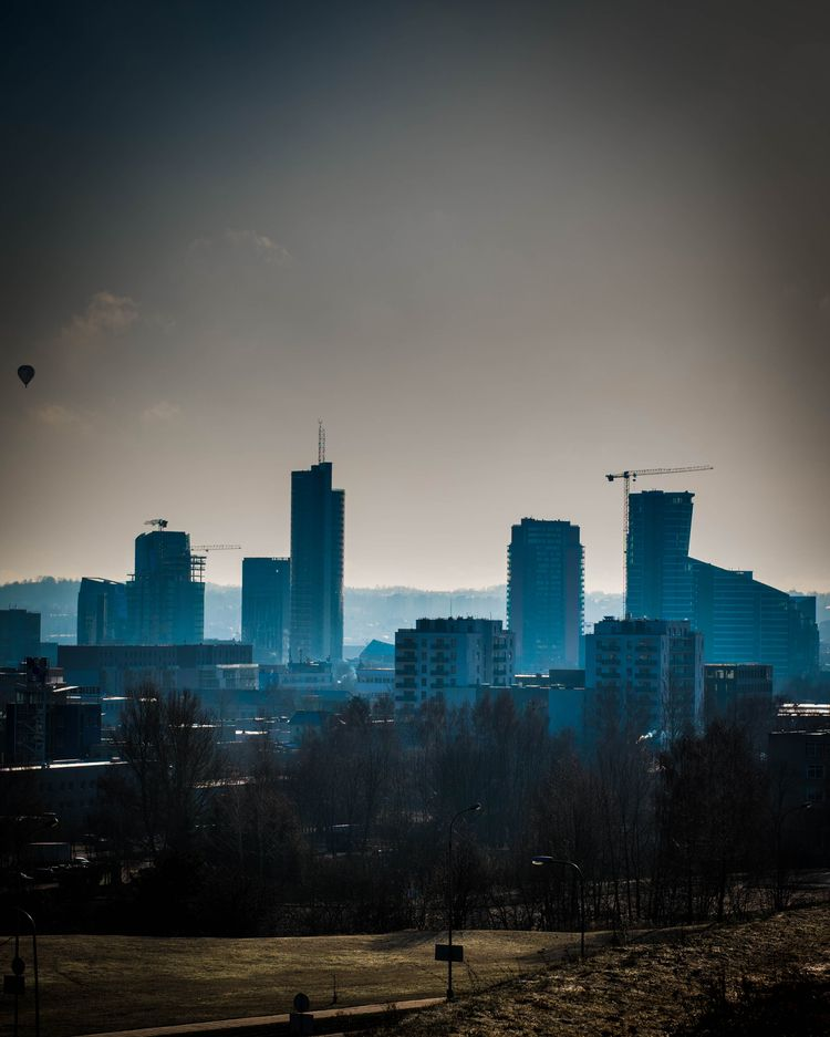 Vilnius city. ° - Lithuania, landscape - raseven | ello
