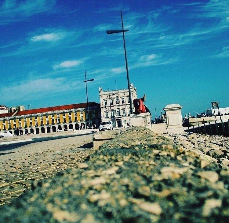 Praça comércio - Lisboa - jhonas-m-berger | ello