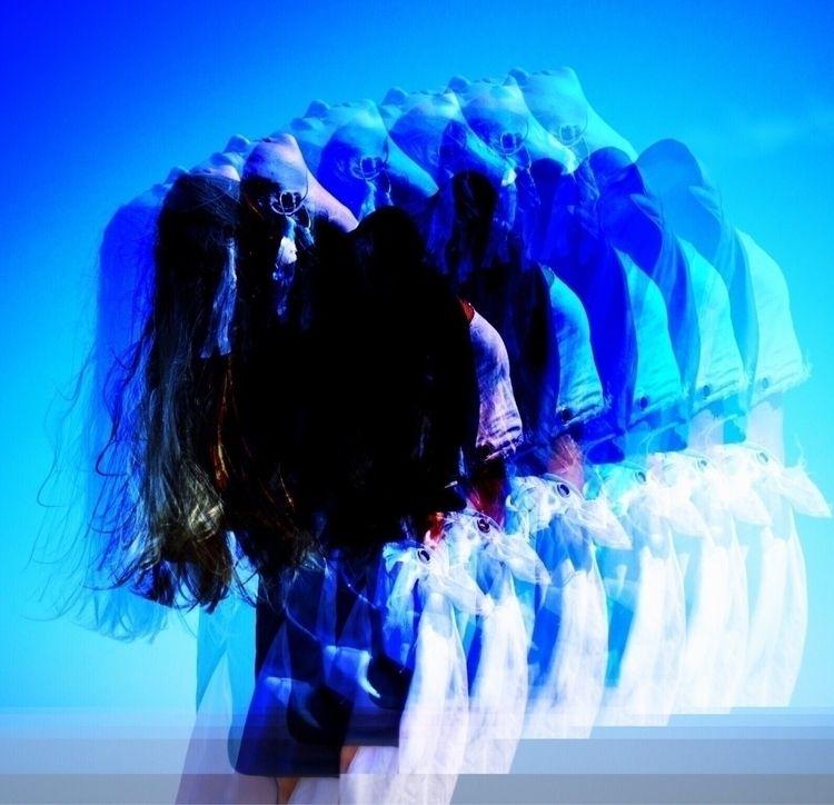 elevateme - art#vsco#ello#blue#colors#colorburst#cool - whosmartina | ello