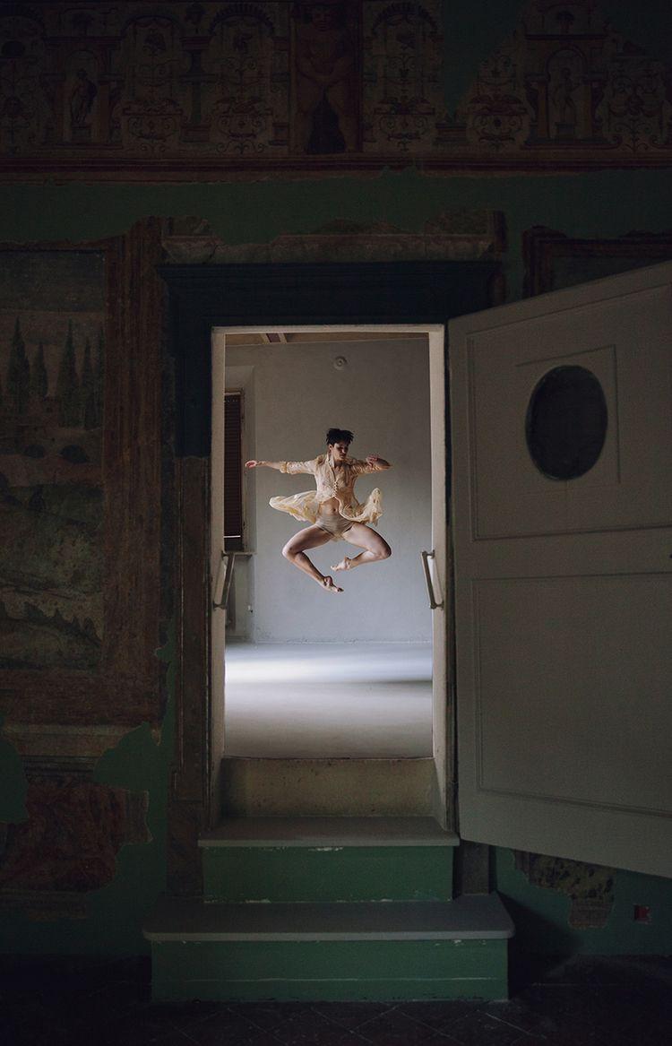 "Gravity"" — Photographer: Giusep - darkbeautymag | ello"