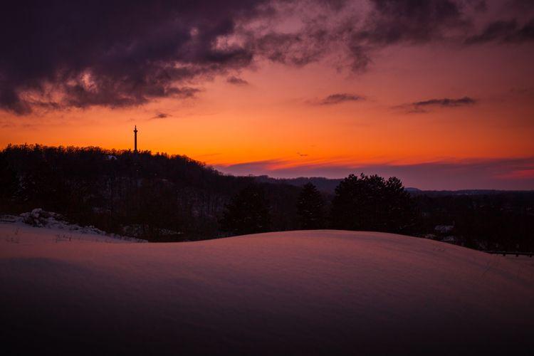 Warming Snow Artpark - Lewiston - mbstuart   ello