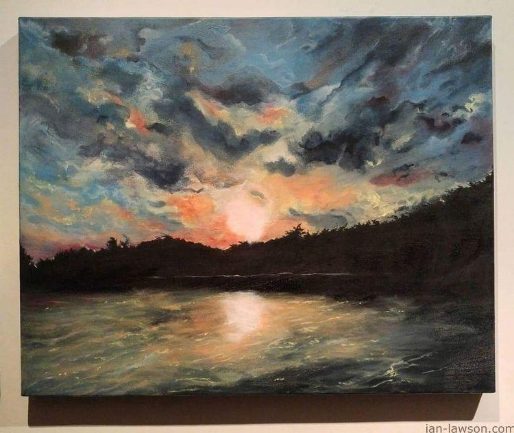 Algonquin Sunset - ianlawson | ello
