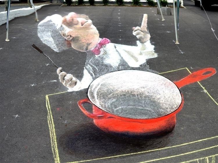 sonjAMAZEreel,#België,, chalk,#streetart, - sonjamazereel | ello