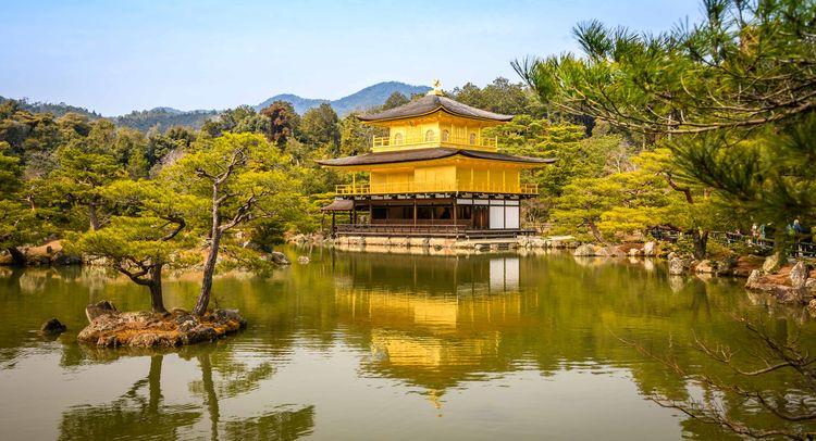 Kinkaku-ji Golden Pavilion Kyot - keithmcinnes | ello