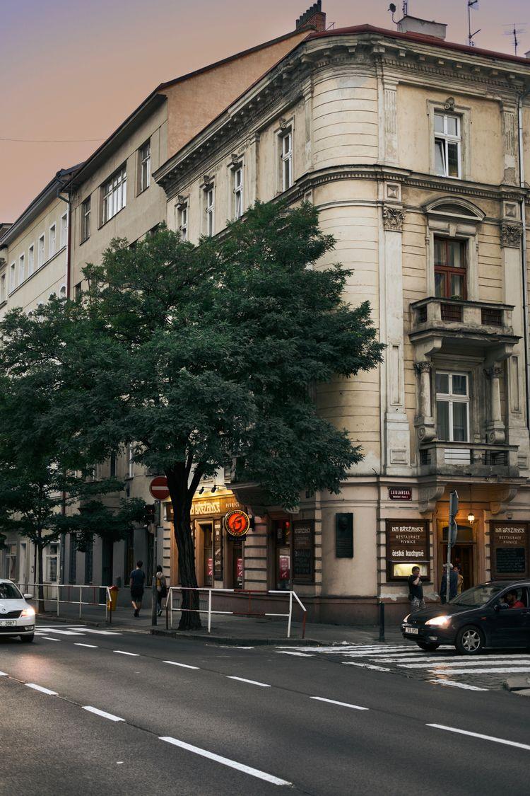 prague, street - maxigladkiy | ello