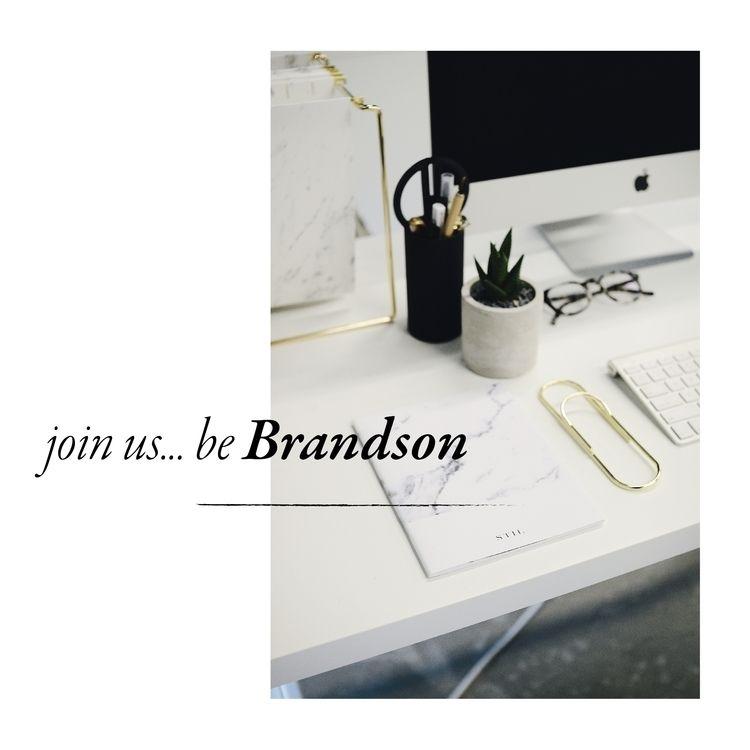 Join Brandson  - brandson, agency - brandsonmarketing | ello