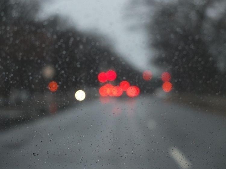 Rainy day NYC - art, photography - cynart | ello