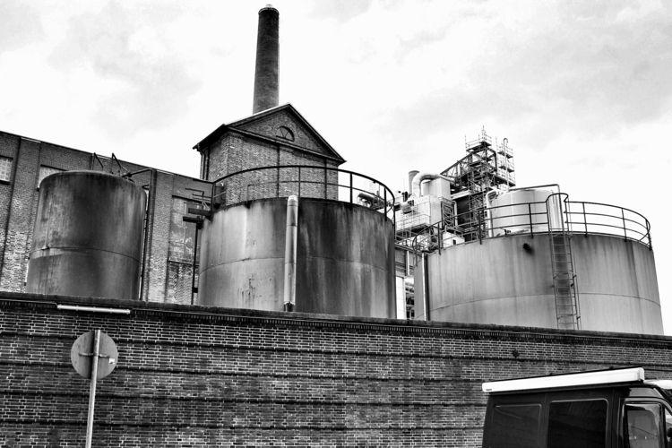 Factory - blackandwhitephotography - borisholtz | ello