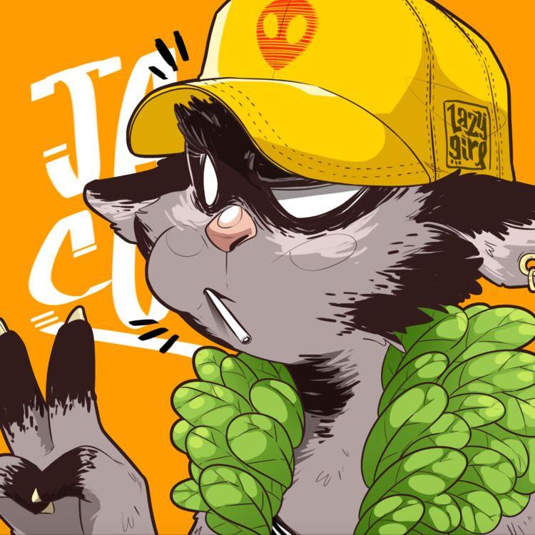 Jacu Gang - lazygirlp | ello