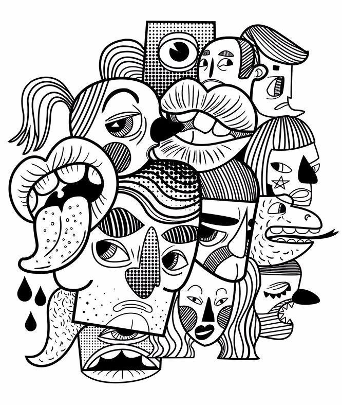 characters, people, portrait - shustinakatya | ello