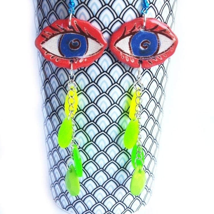 ! Eyes earrings CocoFlower  - cocoflower | ello