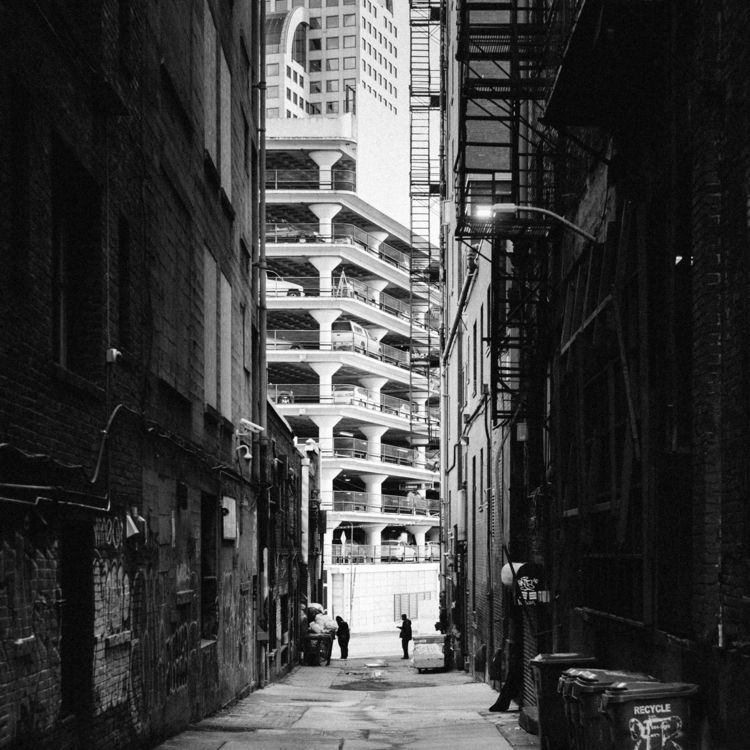 Downtown alleys - fujifilm, fujifeed - ryanmckinney | ello