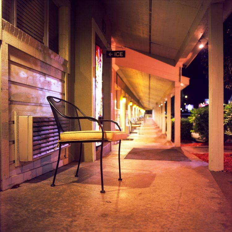 Evening Motel --- Mamiya C330 F - danielregner   ello