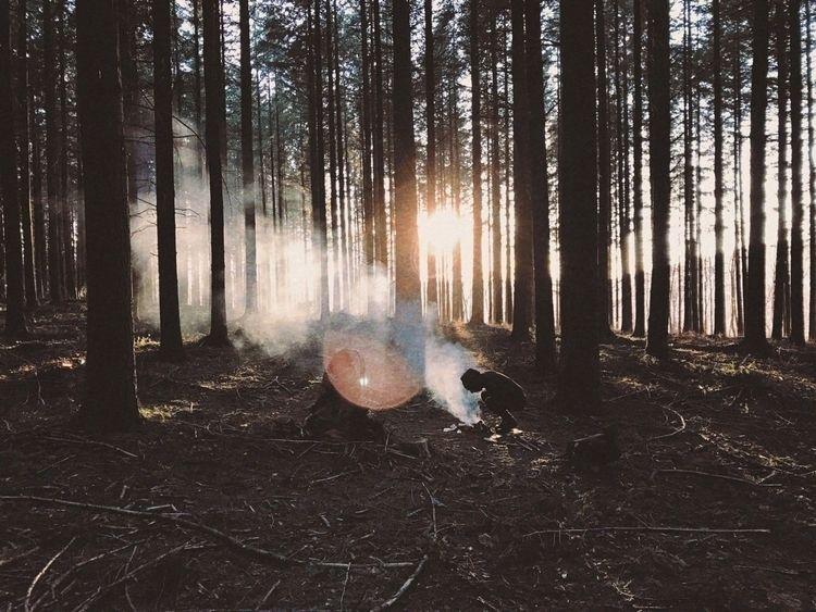 Newbie rules - landscape, firecamp - benjsschmtt | ello