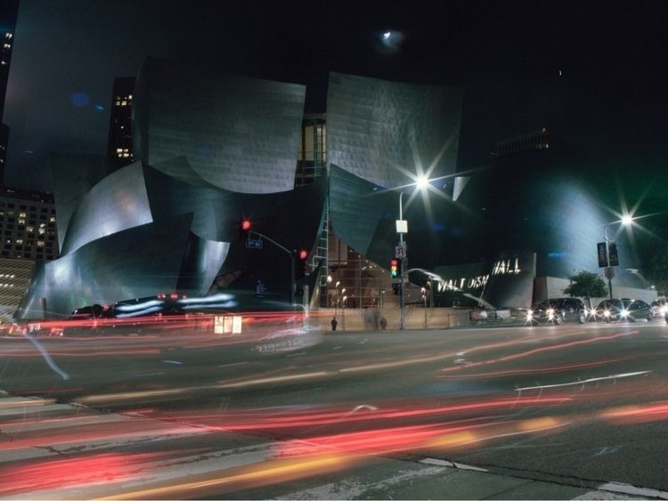Walt Disney Concert Hall. DTLA - thtmnisamnstr | ello