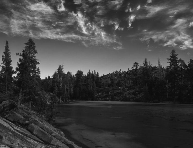 Loch Leven Lakes, Desolation Wi - aaronvizzini | ello