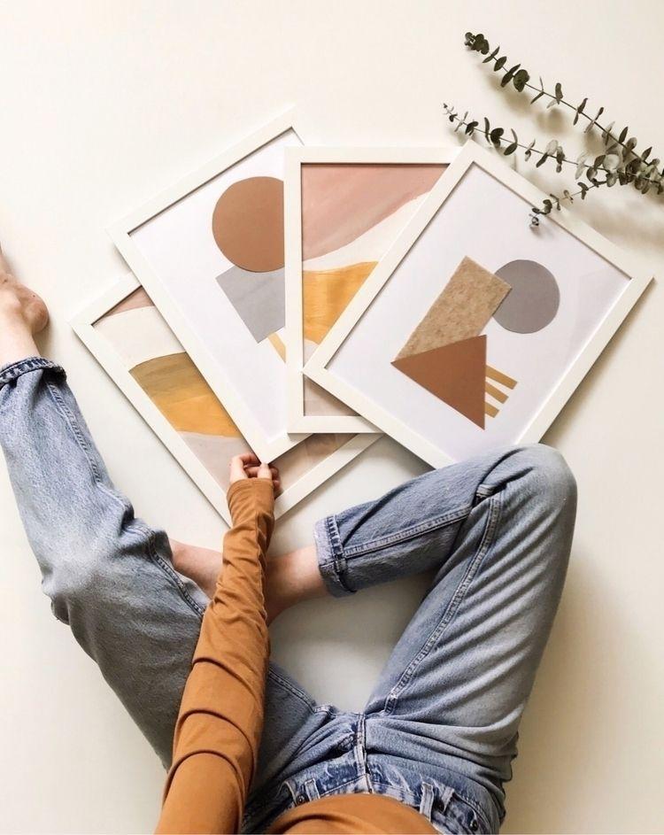 Playing textiles loving minimal - adriannexo | ello