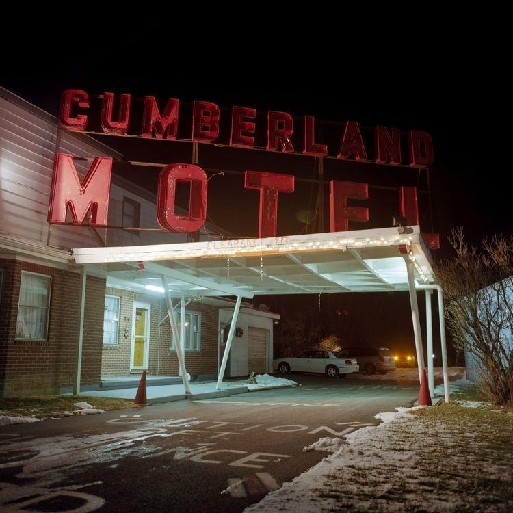 Cumberland Motel Mamiya C330 Ko - danielregner | ello
