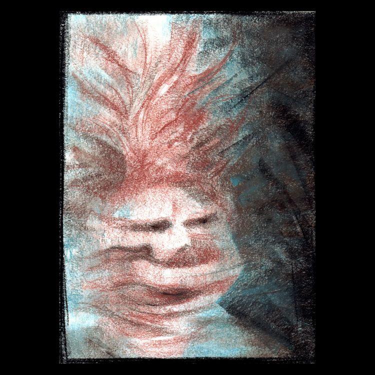 Ed Sheeran  - illustration, charcoal - ckrabbe | ello