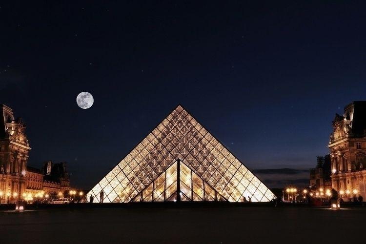 Lourve, Paris, France - paris, france - brandtlovell | ello