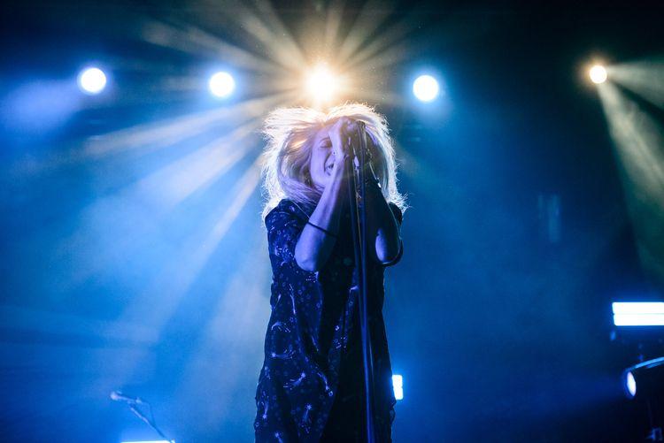 Alison Kills performing Zagreb  - hlushoot   ello