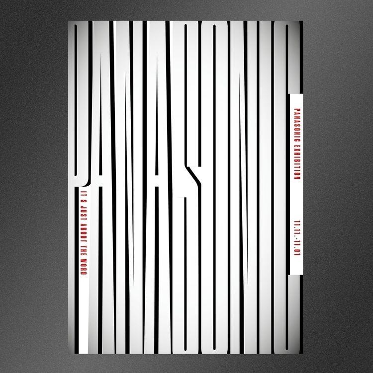 PANASONIC - poster, posterdesign - nakhon | ello