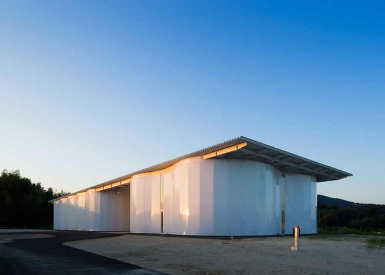 Sogokagu Design Lab Kengo Kuma  - thetreemag | ello