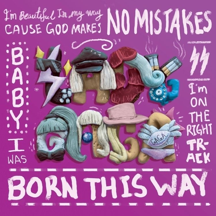 Baby - bornthisway, homwork, ladygaga - marcoskueh | ello
