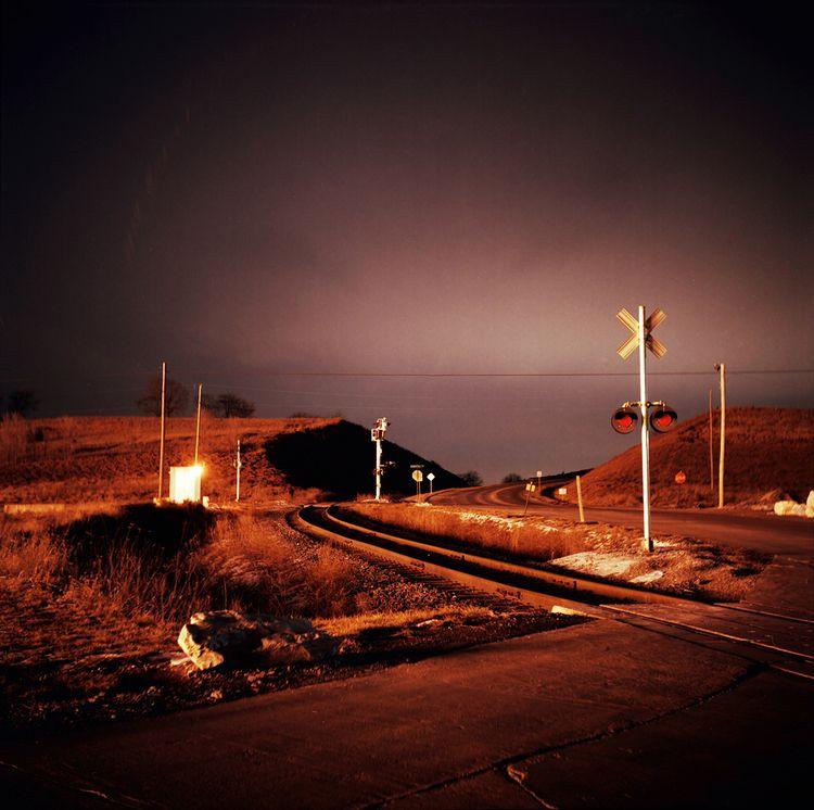 Crossing Yashica Kodak Ektar 10 - danielregner | ello