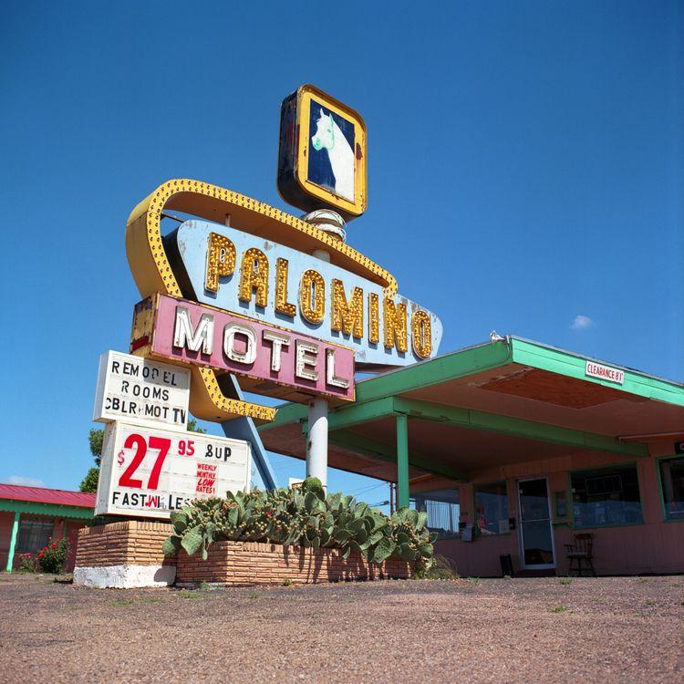 Palomino Motel Mamiya C330 Koda - danielregner | ello