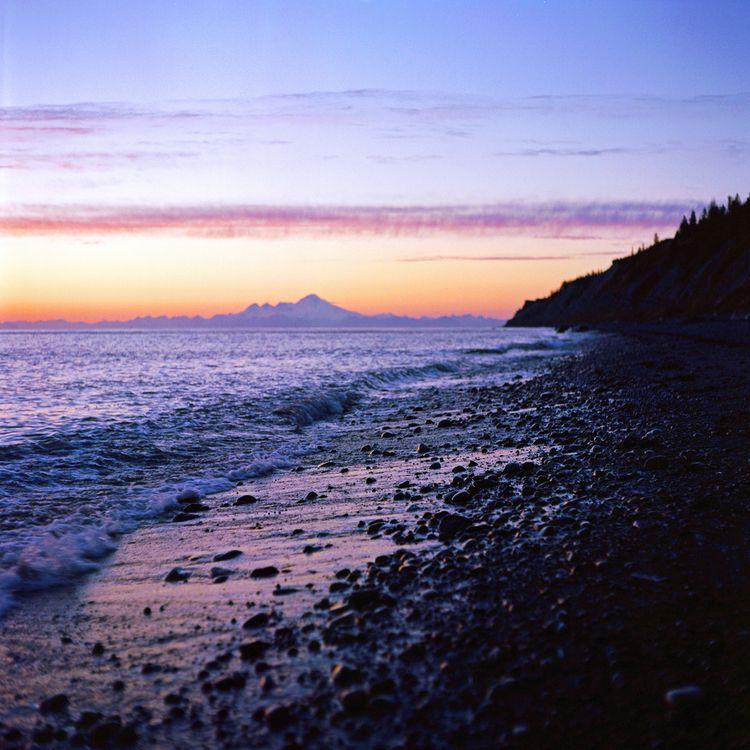 Diamond Creek Beach, Homer, Ala - danielregner   ello