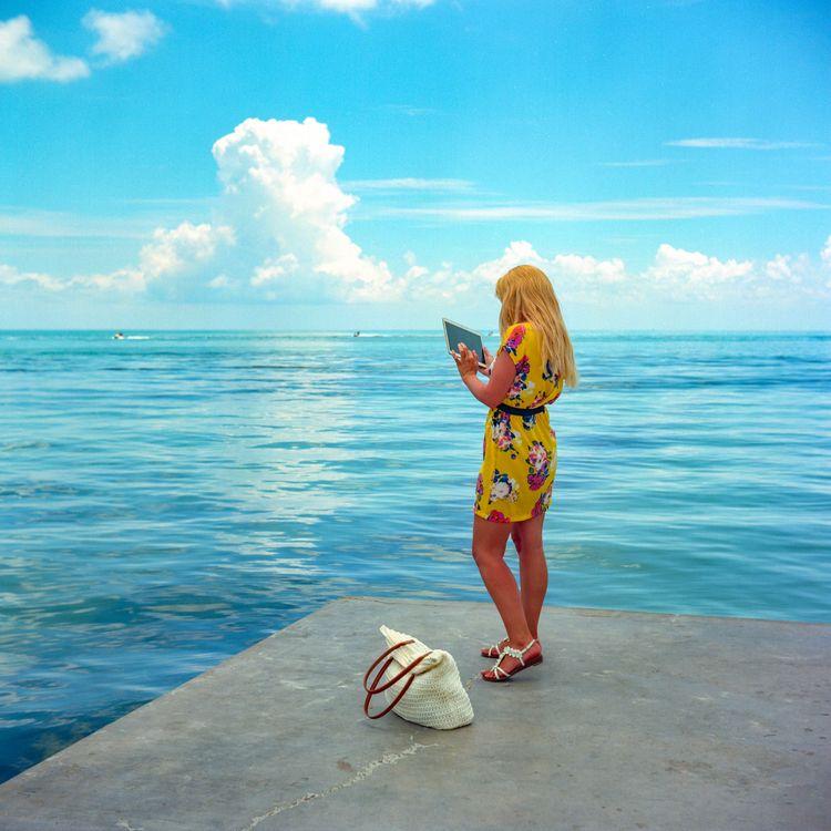 Key West Yashica Kodak Ektar 10 - danielregner | ello