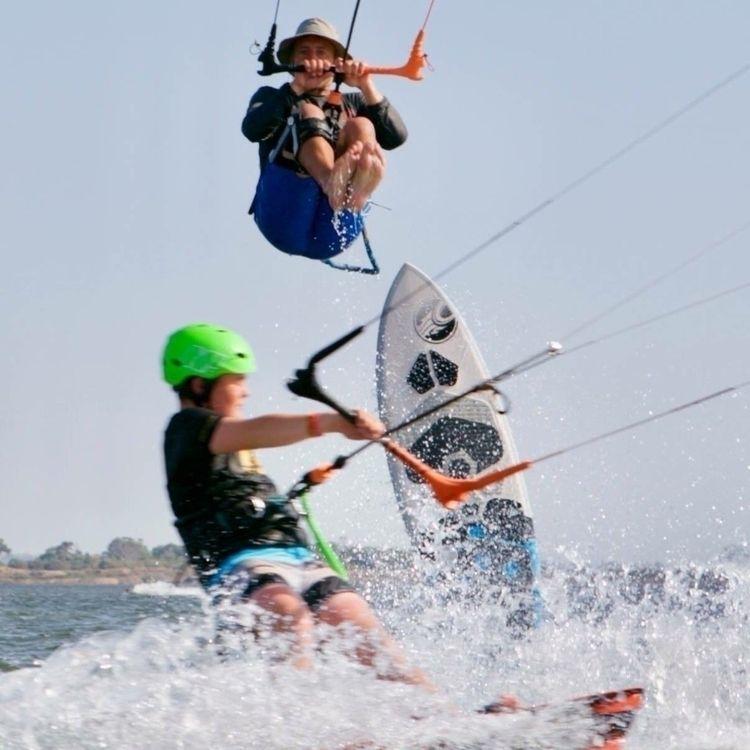 kitesurfing, fun - ellokitesurfers | ello