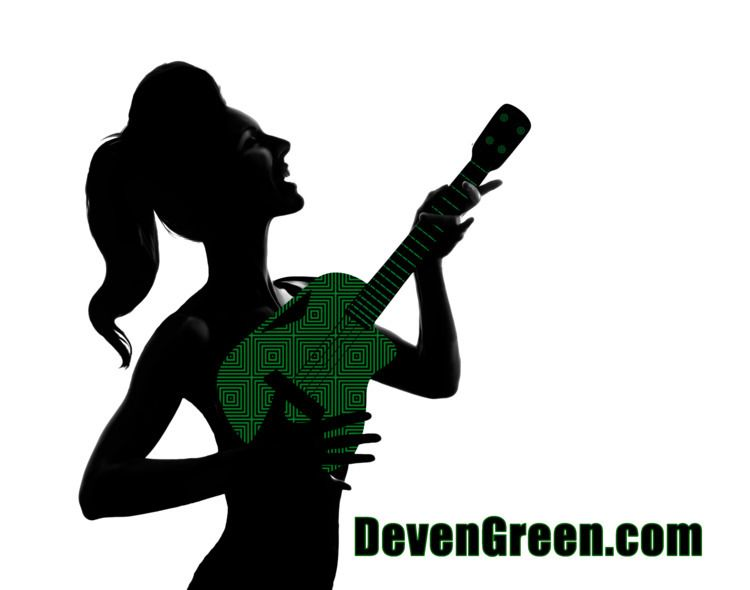 DevenGreen live show :) ukulele - devengreen | ello