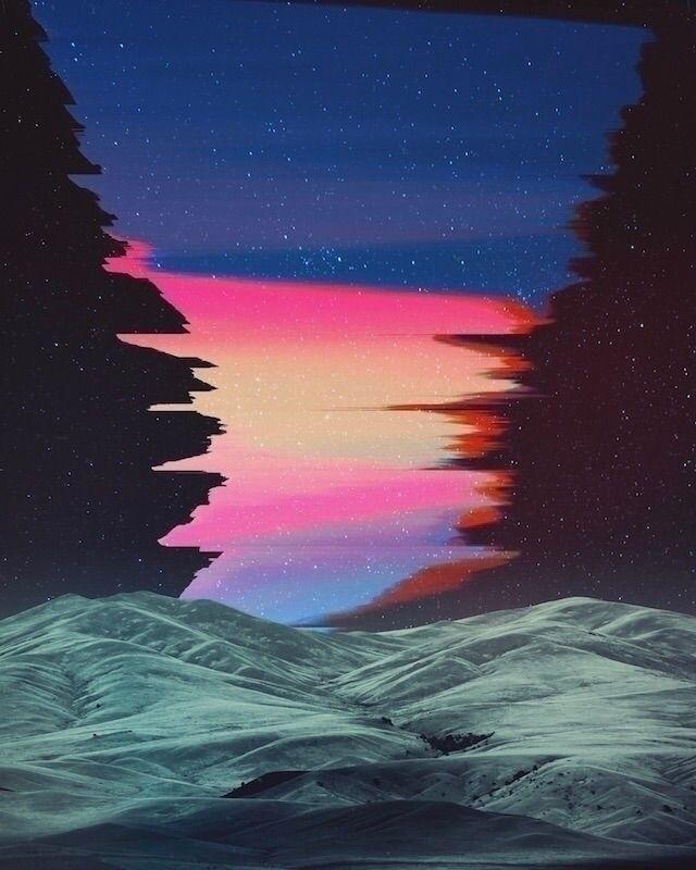 Aurora Shørsh - coverart, Processing - shorshx | ello