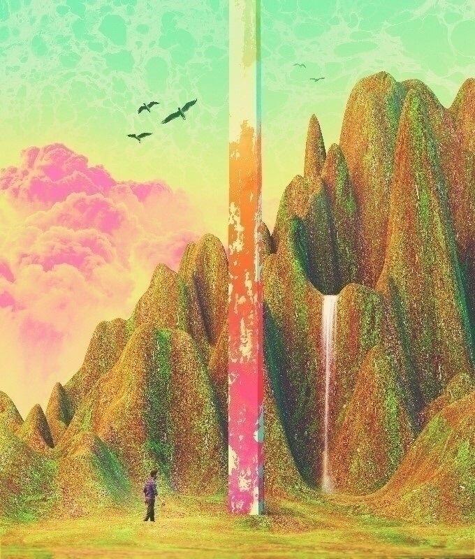 Simile Paradise, Shørsh - coverart - shorshx | ello