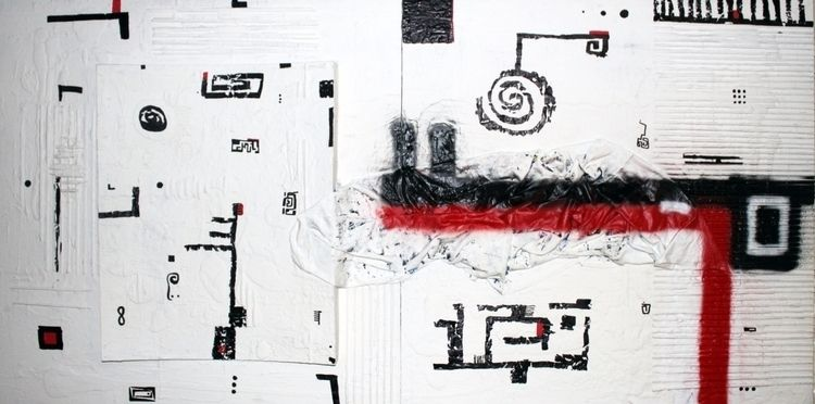 A6 (Contemporary abstract Spiri - damjanpavlovic | ello