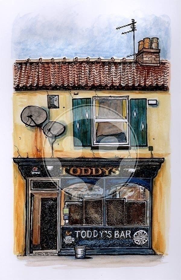 wee local pubs hometown Pocklin - mydoghasnonose   ello
