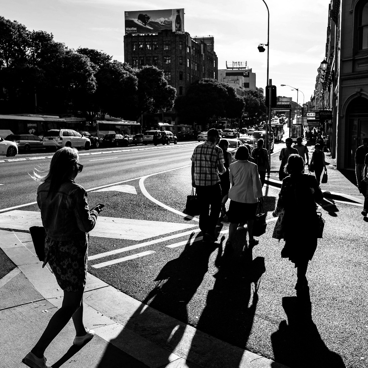 Journey Home - streetphotography - shootthrillz | ello