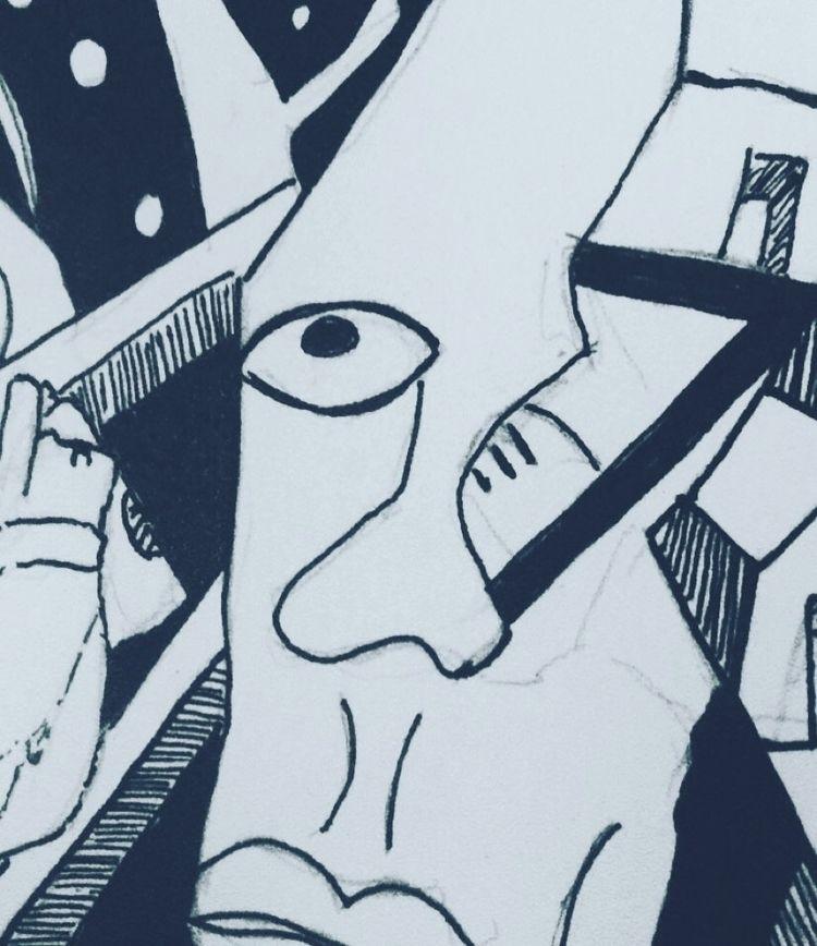 sketch, sketching, arts_help - somethingonpaper | ello