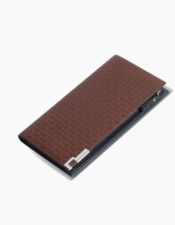 Rs 395 Visit - brown, ladies, wallet - inkpri   ello
