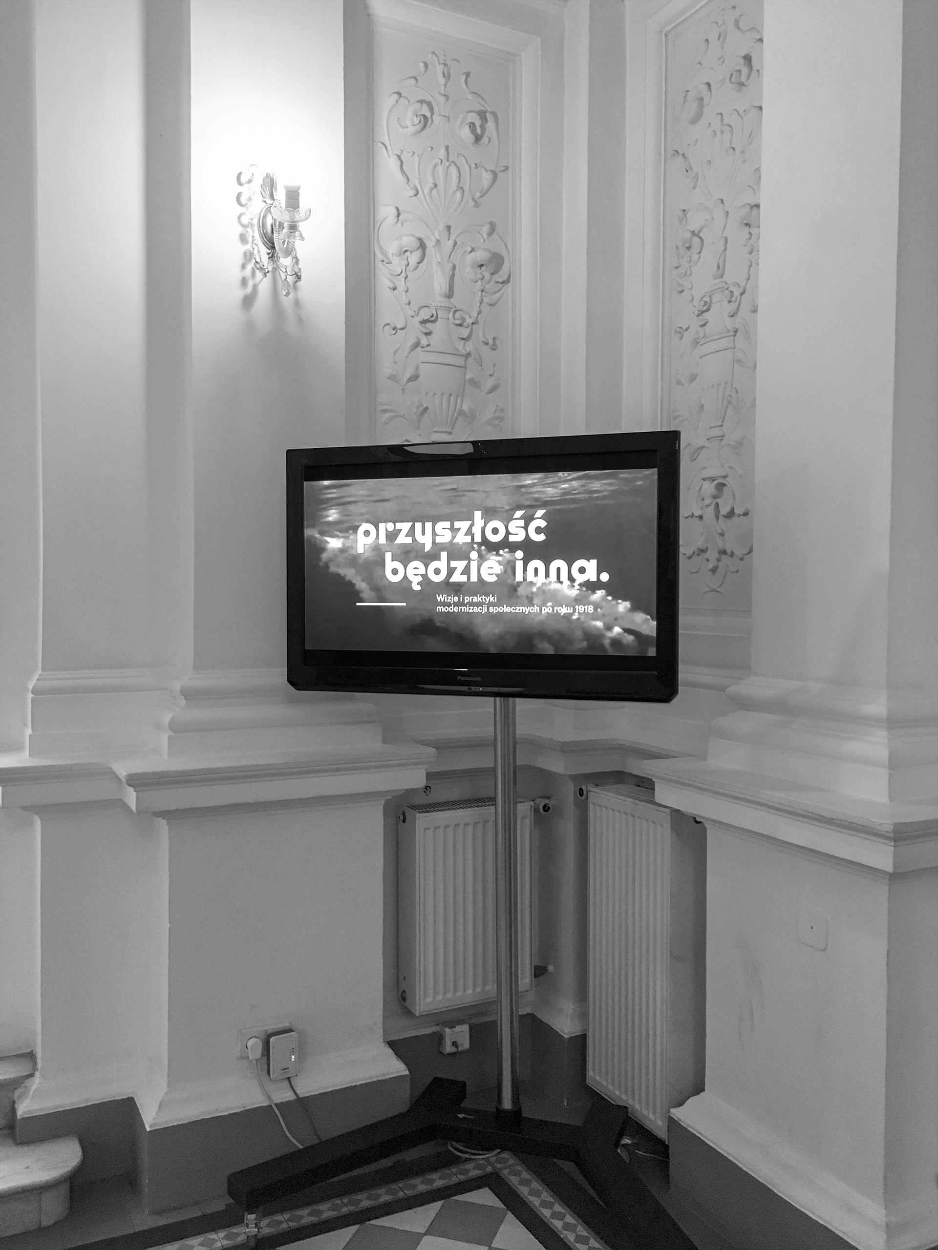 Wystawa: Przyszłość będzie inna - wizje i praktyki modernizacji społecznych po roku 1918