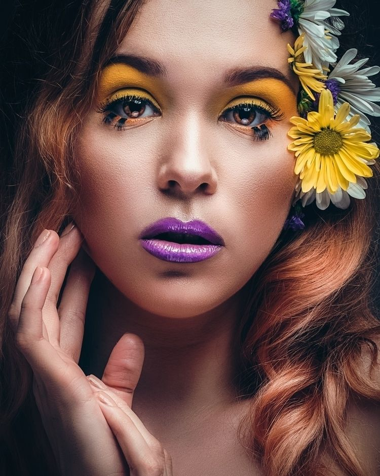 portrait, editorial, beauty, retouch - nickelphoto | ello