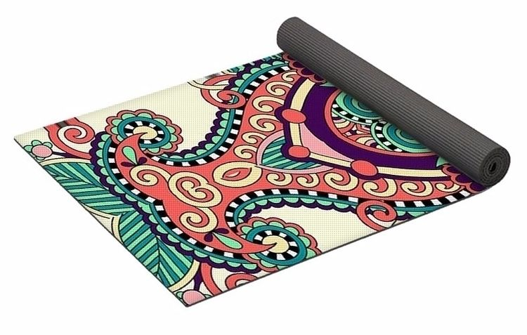 EdenCross 2 Yoga Mat $80 purcha - skyecreativeart | ello
