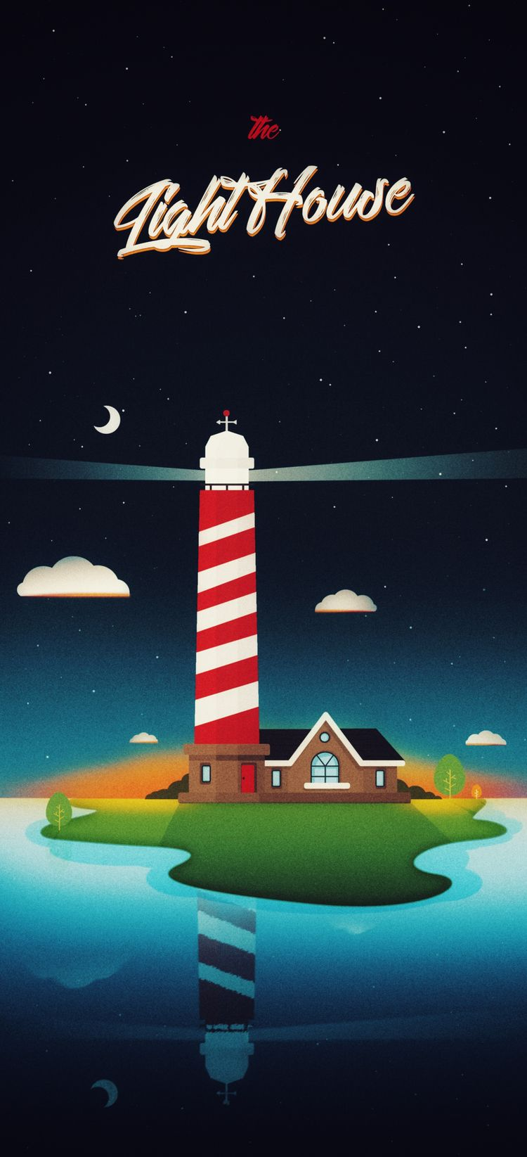 LightHouse - illustration, Sketch - emrahserdaroglu | ello