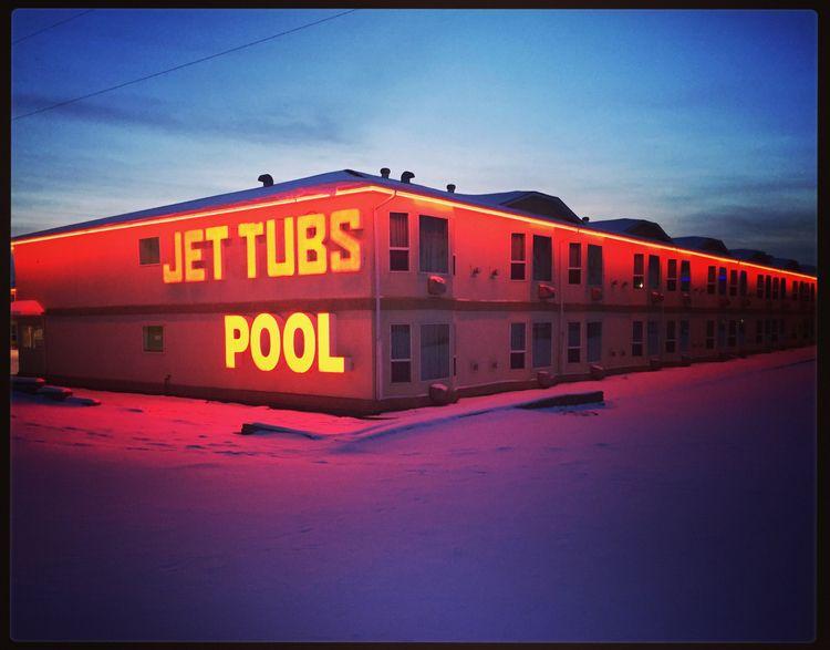 'population Leduc, Alberta - motel - russell2 | ello